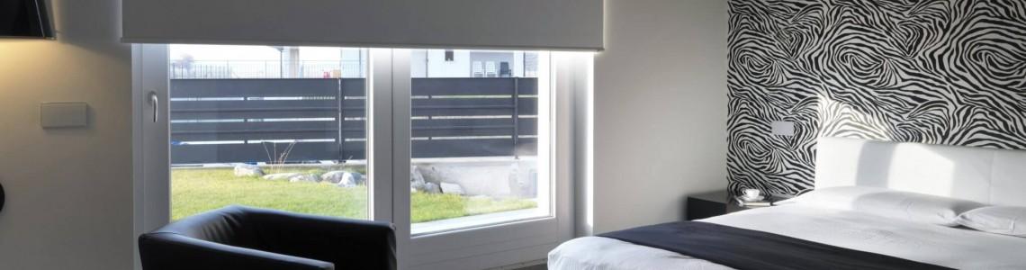 Рольшторы блэкаут и их польза для сна